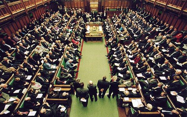 مجلس النواب البريطاني