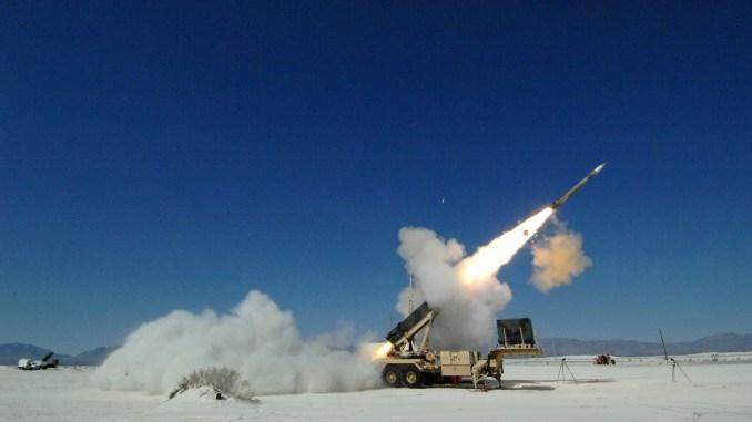 صاروخ باتريوت PAC-3