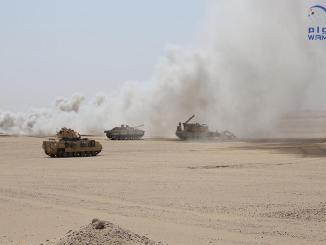 """تمرين """" المخلب الحديدي"""" بين الإمارات وأميركا"""