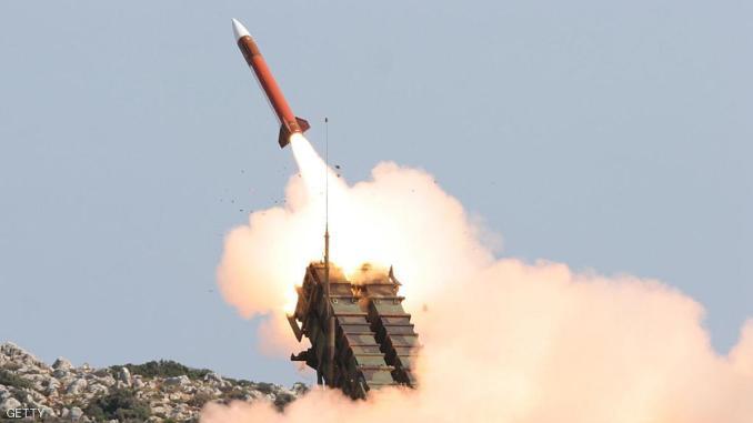 رايثيون هي الشركة المنتجة لصواريخ باتريوت