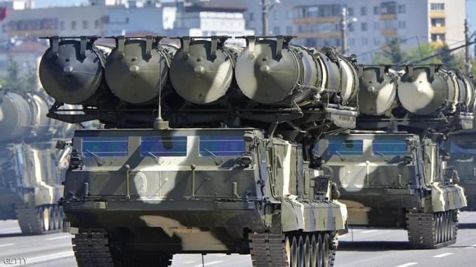 منظومة صواريخ إس-30 الروسية