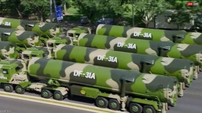 صاروخ دونغفينغ 31