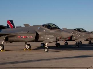 مقاتلات إف-35