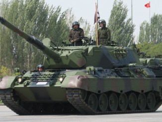 دبابة ليوبارد تركية