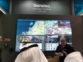 """شركة Genetec الأمنية خلال """"إنترسك 2017"""""""