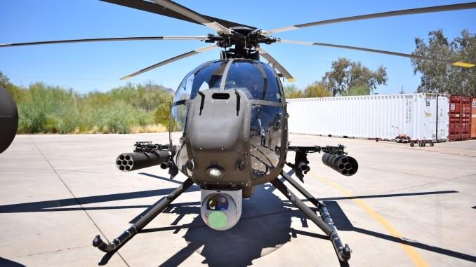 مروحية AH-6i