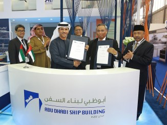 مذكرة تفاهم بين أبوظبي لبناء السفن و بي تي بال إندونيسيا