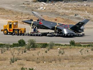 مقاتلة القاهر F-313 الخفية الإيرانية