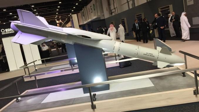 صاروخ الطارق الإماراتي