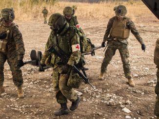 عملية إخلاء عسكرية