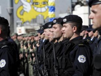 شرطة كوسوفو