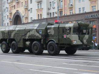 صواريخ من طراز اسكندر-إم