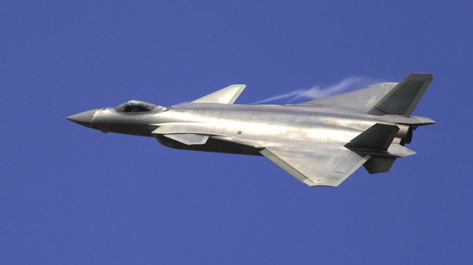 مقاتلة جي-20 الصينية