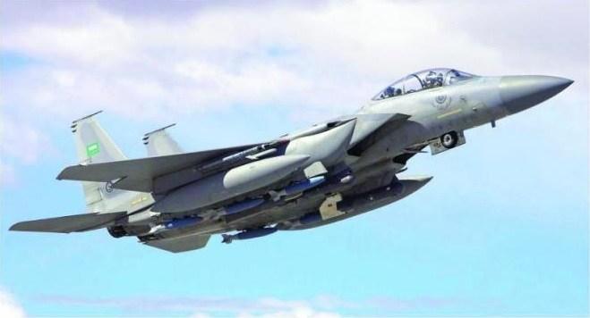 مقاتلة f 15sa