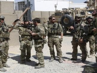 مجموعة من القوات الخاصة الأميركية