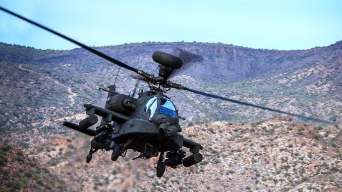 مروحية أباتشي AH-64E