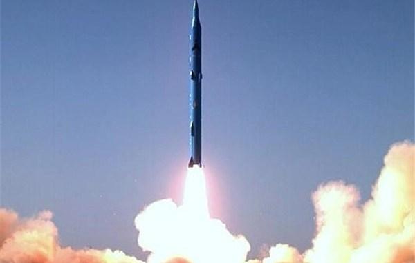 صاروخ سجيل الإيراني