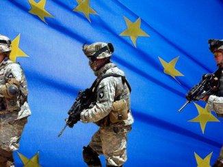 جنود الإتحاد الأوروبي