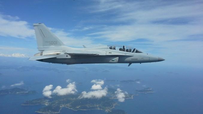 طائرة القتال تي-50 الكورية