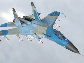 مقاتلة سوخوي-27