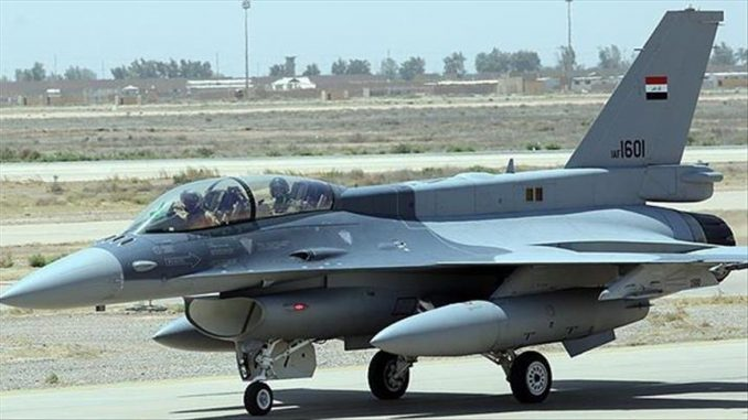 العراق يتسلم 4 مقاتلات إف 16 الأميركية | طائرات حربية أميركية ...