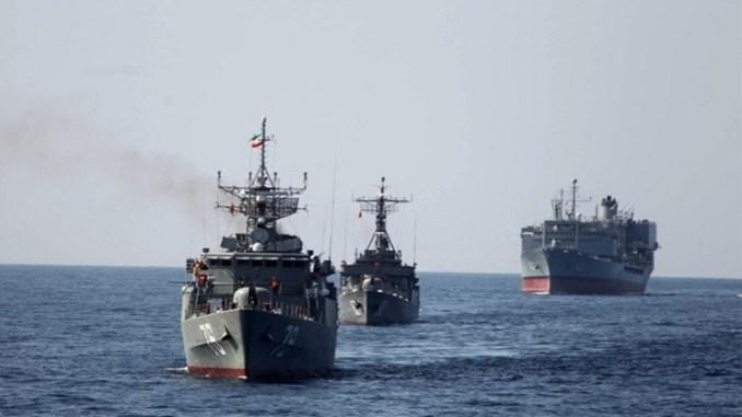 أسطول بحري إيراني