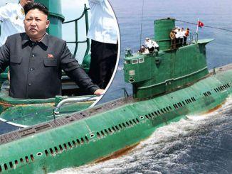 كوريا الشمالية والغواصات المفقودة