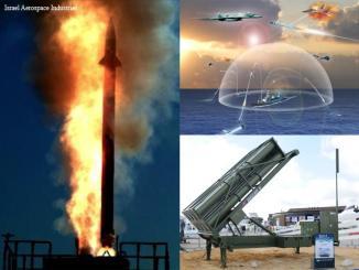 منظومة صواريخ باراك 8 الإسرائيلية