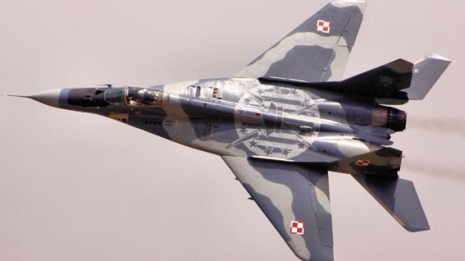 """مقاتلة """"ميغ-29"""" روسية"""