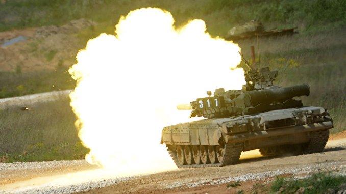 دبابة تي 80