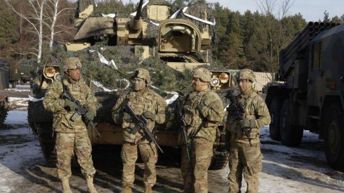 عناصر من الجيش الأميركي في بولندا