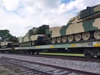 دبابات أبرامز إلى المغرب