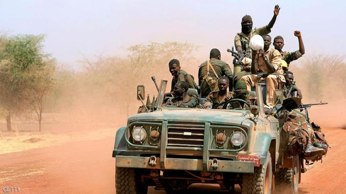 قوات تابعة للجيش السوداني
