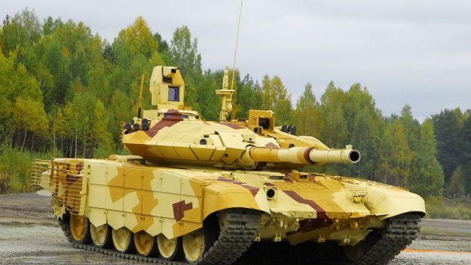 دبابة T-90MS