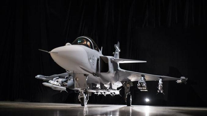 مقاتلة الجيل القادم Gripen E
