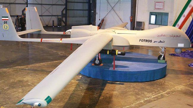طائرة بدون طيار إيرانية