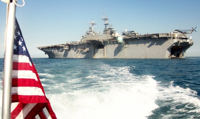 أسطول بحري أميركي