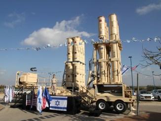 """منظومة صواريخ """"حيتس-3"""""""