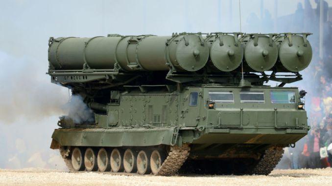 منظومة الدفاع الجوي إس-300