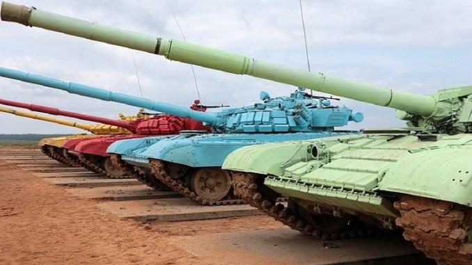 مسابقات الألعاب العسكرية الدولية