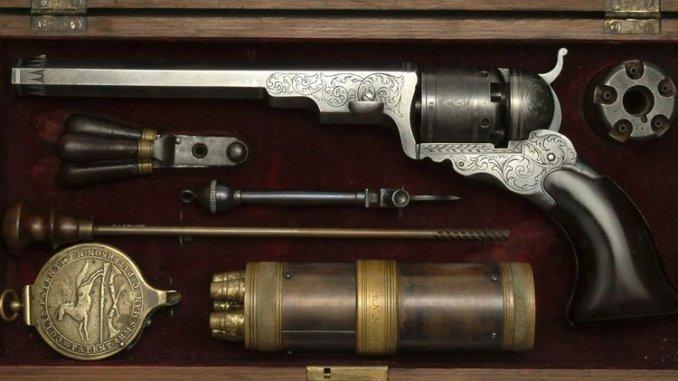 مسدس دوار من إنتاج كولت
