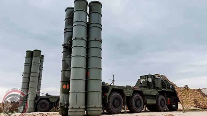 نظام الدفاع الجوي الروسي أس-400