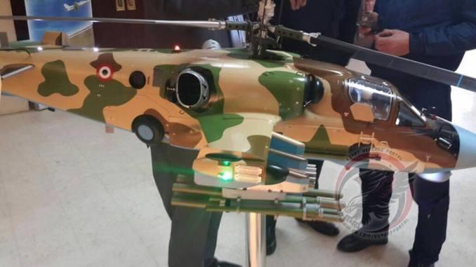 مروحية كا-52 التمساح المصرية