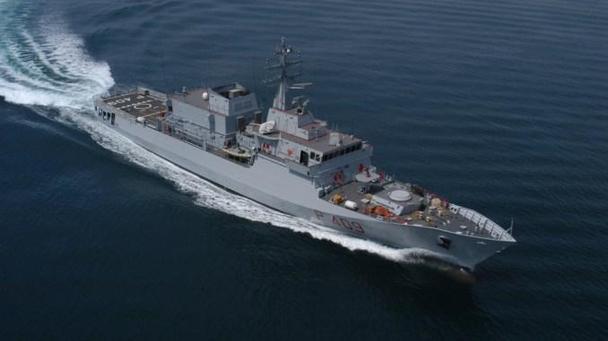 سفينة كورفيت من شركة فينكانتييري