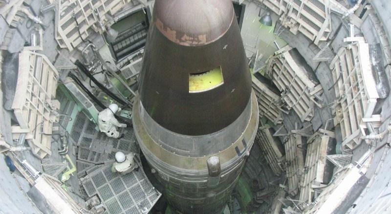 رأس نووي أميركي