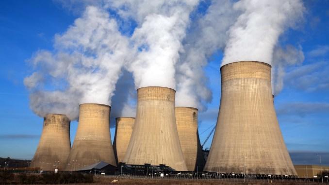 مفاعل نووي