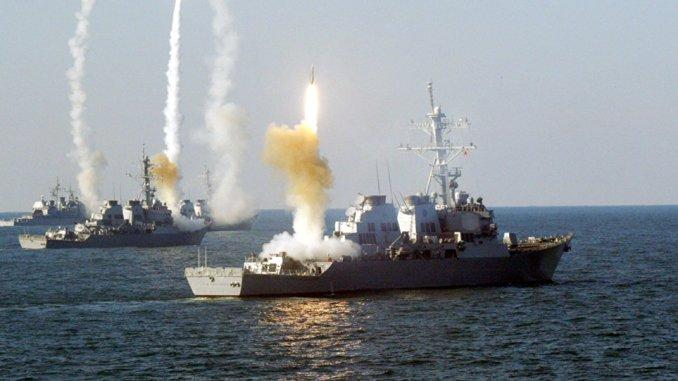 صواريخ كروز أميركية