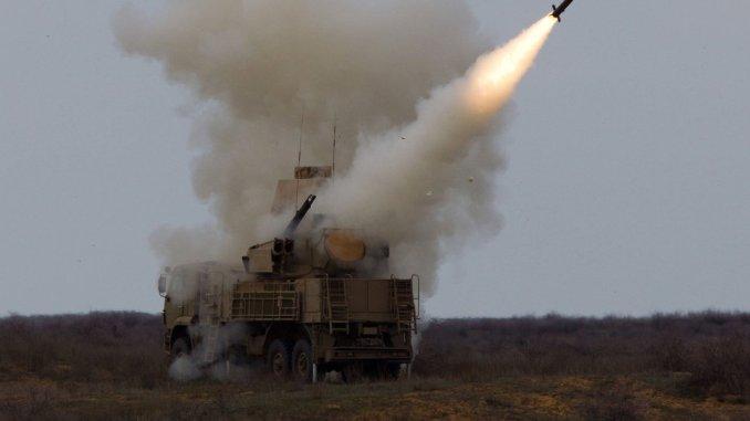 صاروخ بانتسير