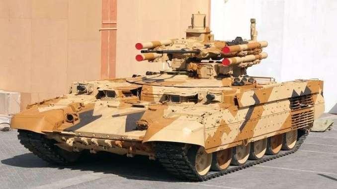 دبابة تيرميناتور