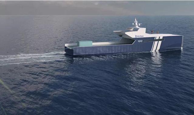 سفينة ذاتية القيادة
